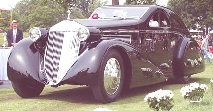 PII Jonckheere Aerodynamic Coupe 1925 01
