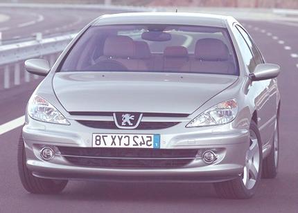 Peugeot 607 2000 03
