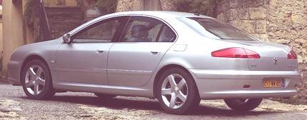 Peugeot 607 2000 05
