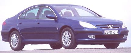 Peugeot 607 2000 06