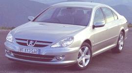 Peugeot 607 2000, historia