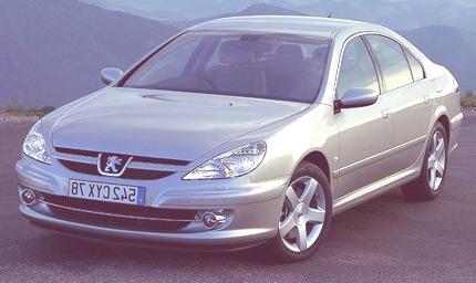 Peugeot 607 2000 07