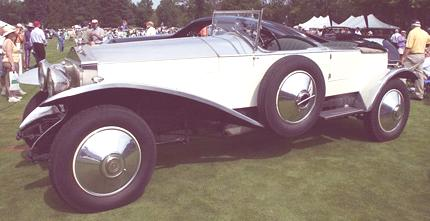 Phantom I Torpedo 1927