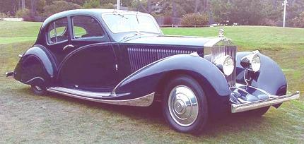 Phantom II Continental Figoni et Falaschi 1932 03