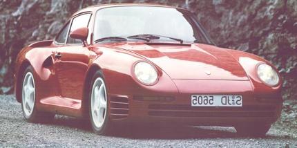 Porsche 959 10