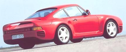 Porsche 959 11