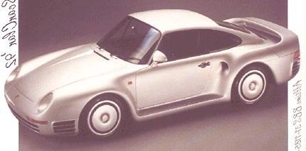 Porsche 959 4