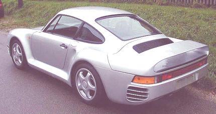 Porsche 959 5