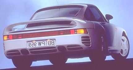 Porsche 959 6