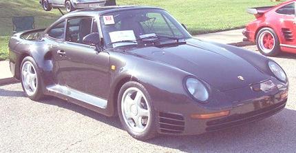 Porsche 959 8