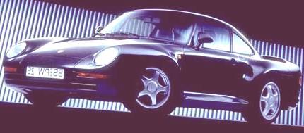 Porsche 959 9