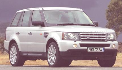 Range Rover Sport 11