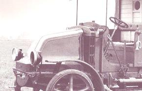 Renault Trucks (1909), la historia del primer modelo francés
