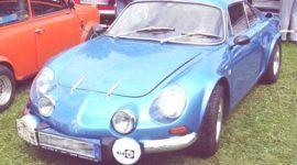 Renault Alpine A110 1964, historia