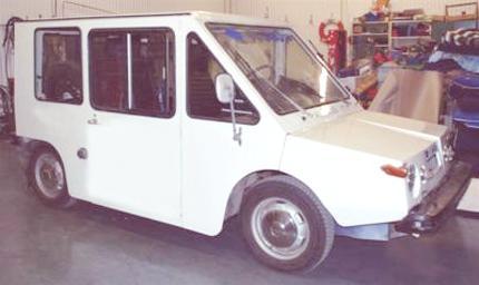 SaabElectricVan1