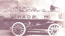 Scania (1903), historia de su primer camión