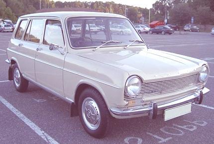 Simca-1100 2