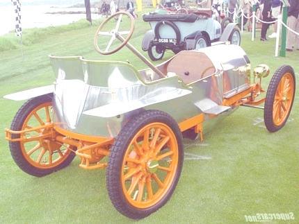 Type 10 Petit Pur-Sang 1908