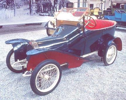 Type 19 Bebe Concept 1911 copy