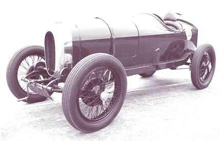 Type 29-30 Indianapolis 1922