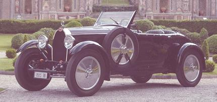 Type 40 A Grand Sport 1929