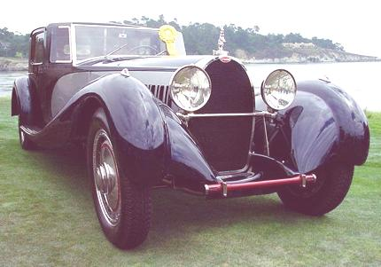 Type 41 Royale Coupe de Ville 1931