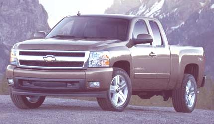 Historia de las Pick-Up chevrolet silverado