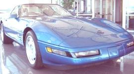 Chevrolet Corvette ZR-1 1991, un clásico inolvidable (historia)