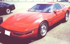 Chevrolet Corvette ZR-1 1991, un modelo único (historia)
