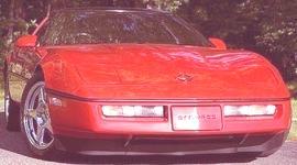 Chevrolet Corvette ZR-1 1991, las características de su motor (historia)