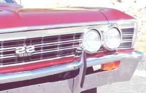 Chevrolet Chevelle SS 1967, historia