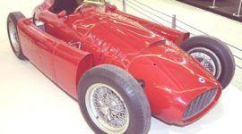 Lancia D 50 1954, historia