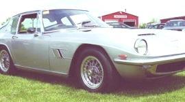 Maserati Mistral Frua 1963, historia