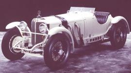 Mercedes Benz SSK 1928, historia