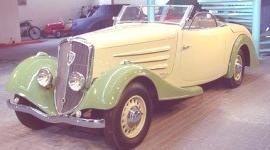 Peugeot 601 Roadster 1934, historia