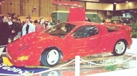 Saab Leif Mellberg Mayo P1 Concept 1990 (dos variantes)