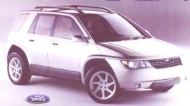 Historia de los Concept Cars, Ford Alpe y Libre 1998