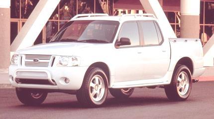 073 - 1999 Explorer Arctic Sport Trac Concept