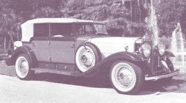 Cadillac V16 1930, historia