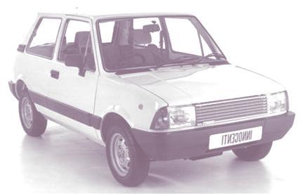 1981 Innocenti Mille