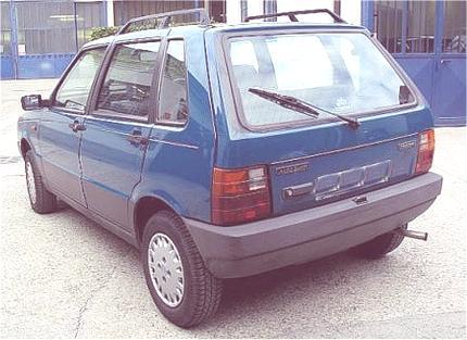 1994 Innocenti Elba 5d 2