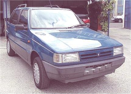1994 Innocenti Elba 5d
