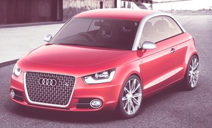 A1 Metroproject Quattro Concept