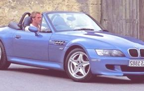 BMW Z3, historia