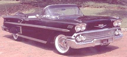 Chevrolet Impala 1958 2