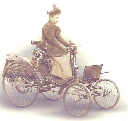 Clara Benz