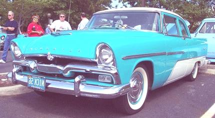 Coupe 1956