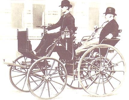 Daimler y chofer 2