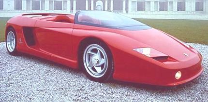 Ferrari Mythos Pininfarina Concept4