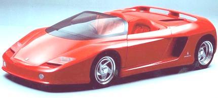 Ferrari Mythos Pininfarina Concept5